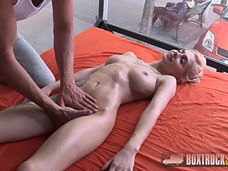 Fair-haired babes in sexy porn videos