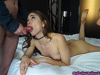 Bent over, Rough, Facial, Sex, Extreme, Doggystyle, Natural tits