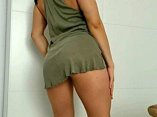 Girl porn dancing Russian naked