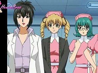 saugen titten anime